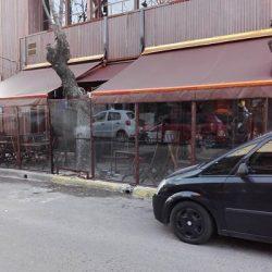 Brazos invisibles bordo, El club de la milanesa en Quilmes